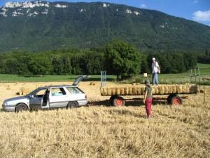 Le nouveau tracteur de chez Renault