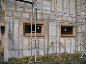 Les fenêtres de la cuisine